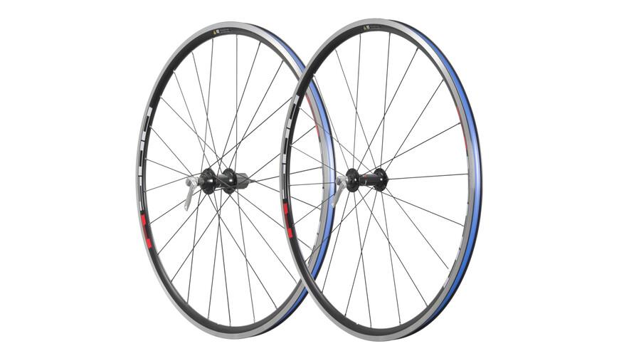 Shimano WH-R501-30 wiel zwart